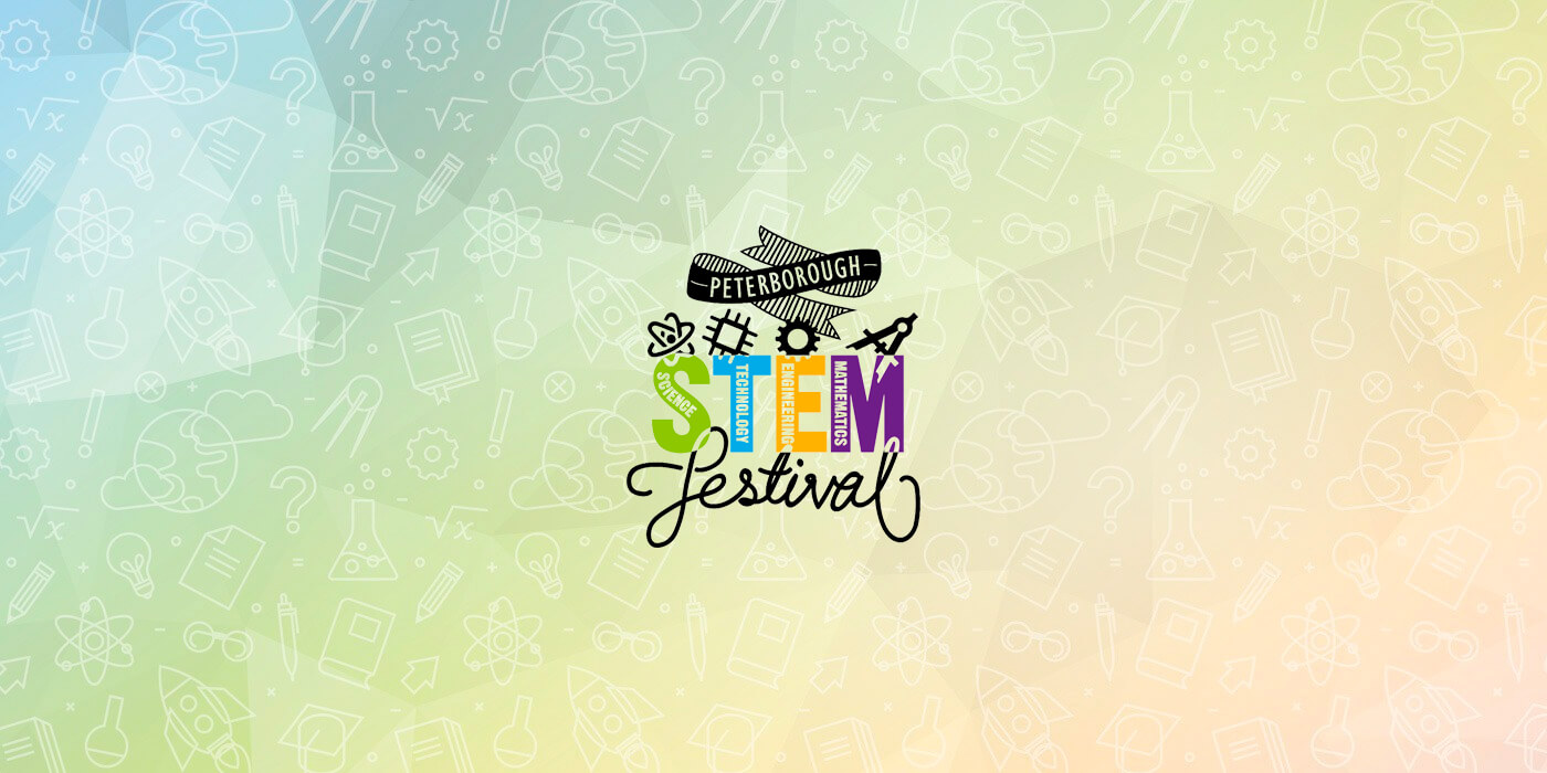 Peterborough STEM Festival Logo